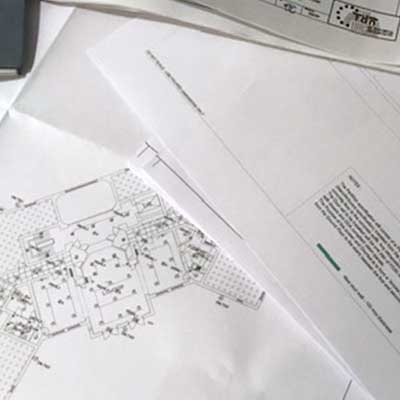 Design, Space Planning, CAD & Compliance