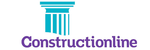 Construction line logo - A UK Government Certification Service